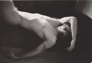 s. sommers:Reclining Male